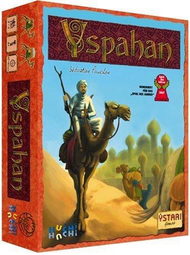 Yspahan für 6,95 € (Brettspiel, für Spiel des Jahres nominiert)