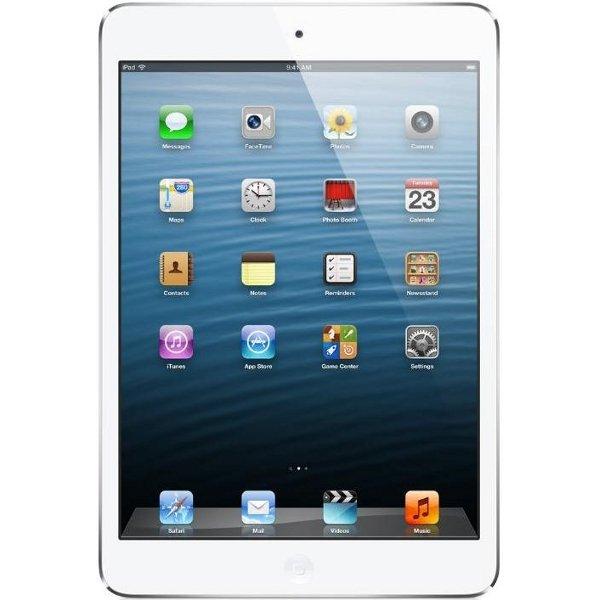 Apple iPad mini 16GB WiFi + Cellular MD543FD/A in weiß für 349,-€ @ebay