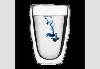 [Saturn Online] BODUM Pilatus 2 Gläser 0,35 Liter für 10 Euro idealo 19,99