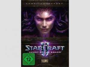[MM & Amazon] Starcraft 2 Wings of Liberty & Heart of the Swarm jeweils 17,-€