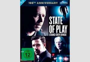 [Blu-ray] State of Play Steelbook & Event Horizon Am Rande des Universums Steelbook für je 5€ @ Mediamarkt Adventskalender