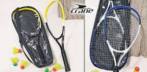[Offline] Turbo- Badminton Set bei Aldi Sued