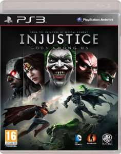 (UK) Injustice: Gods Among Us [PS3/Xbox/WiiU] für 15,64€ @ Zavvi