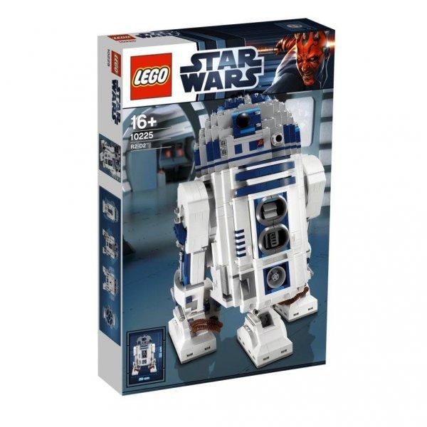LEGO - Star Wars - 10225 - R2-D2 - für 138,94 EUR @ Amazon.fr