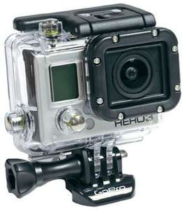 GoPro Hero3 BLACK Edidtion - Outdoor Actioncam @ TECHNIKdirekt Demoware 249,-- €