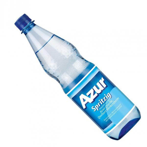 3 Kisten Azur Mineralwasser zum Preis von 2 im Profi-Getränke Shop