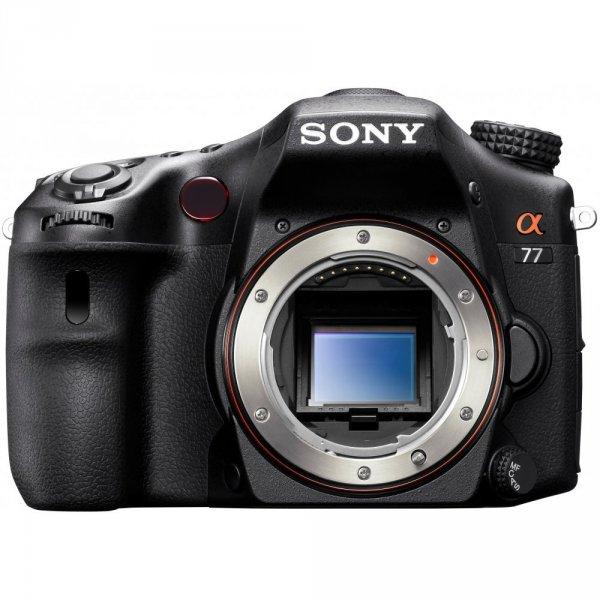 Sony SLT-A77V (Body) SLR-Digitalkamera @amazon.de für 691€