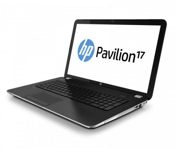 HP Pavilion 17-E046EG für 378€ @ HP Store - 17 Zoll Notebook mit AMD A4-5000M, 4GB RAM, 750GB HDD und Windows 8