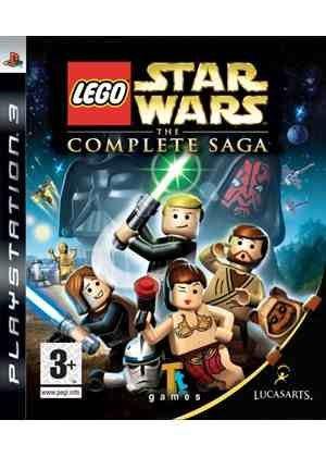 LEGO Star Wars: The Complete Saga (PS3) für 14.86€ @Base