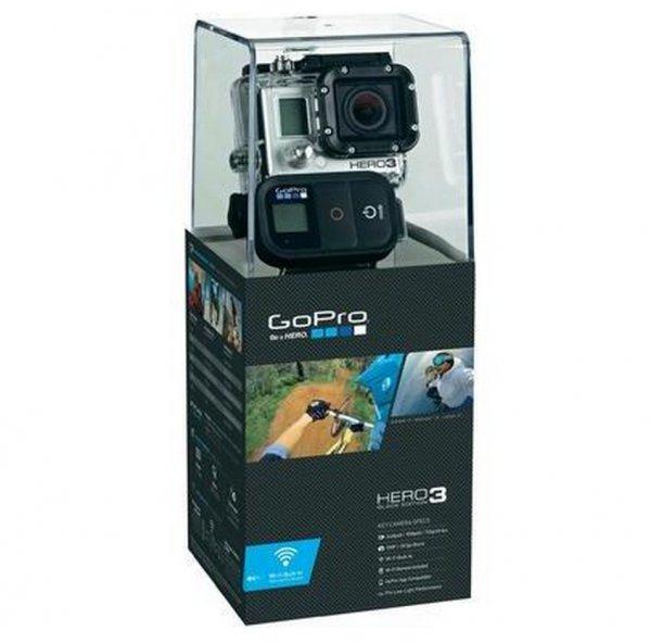 GoPro Hero HD3 Black Edition Adventure bei Conrad für 274,00€