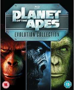 Planet der Affen: Evolution Collection (Blu-Ray)