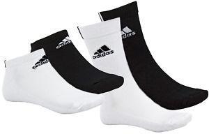 Adidas Sportsocken oder Sneakersocken im 9er-Pack in Schwarz oder Weiß für 19,99 Euro frei Haus / Ebay