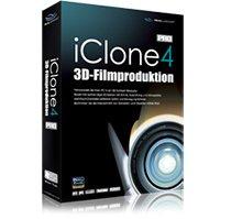 Chip download Weihnachtskalender -_- 3.12.13 iClone 4 Pro -_- für 3D-Filmproduktionen