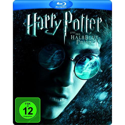 Harry Potter Steelbook Blurays Teil 1-6 für je 8,97.