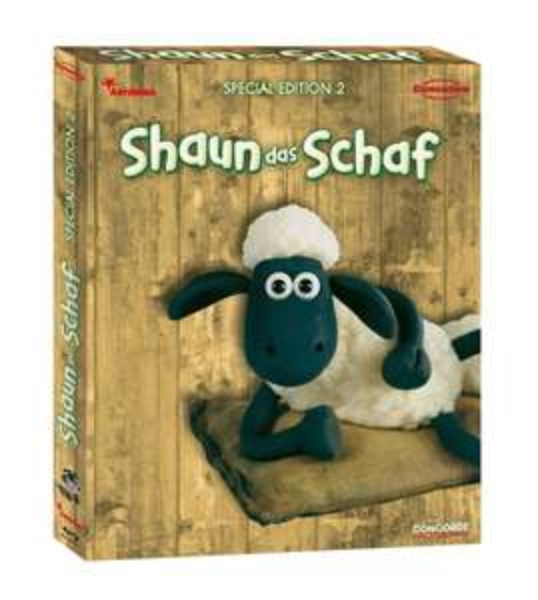 Shaun das Schaf - Box 2 [Blu-ray] [Special Edition] Amazon 12,17 € mit Prime sonst 15,17 € incl Versand