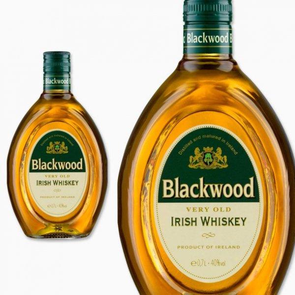 [Aldi Nord] Blackwood Irish Whisky