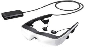 Zeiss Cinemizer OLED 3D-Videobrille DEMOWARE für 399,--€ @ TECHNIKdirekt.de