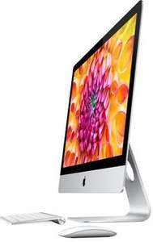 Apple iMac 21.5'' (ME086D/A) Demoware für 1049,-- € @ TECHNIKdirekt.de