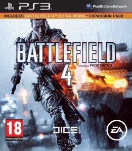 Battlefield 4 PS3 @zavvi