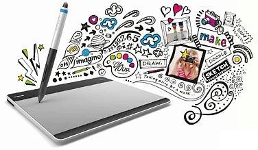 Wacom CTH-480S-DEIT Intuos Pen&Touch S Grafik-Tablet für 66 Euro (Amazon) inkl. Pralinen ;)