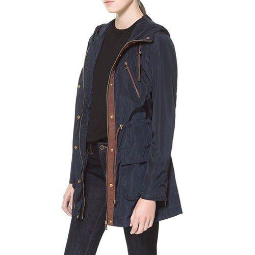 Statt 37,49€: Damen Trenchcoat + Kapuze für nur 26,99€