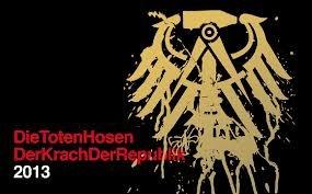 Die Toten Hosen Live: Der Krach der Republik [Doppel-CD]  12,99 Euro inkl. mp3 RIP
