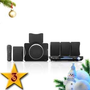 Lenco DVD-519H Home Cinema Set