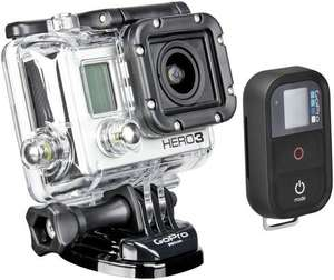 [ebay wow]  GoPro HD Hero3 BLACK Edition Camcorder Kamera + Zubehörpaket