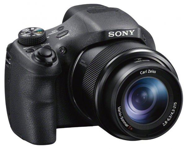 [Amazon Frankreich Blitangebot] Sony DSC-HX300 Digitalkamera (20,4 Megapixel, 50-fach opt. Zoom, 7,5 cm (3 Zoll) LCD-Display, Full HD, micro HDMI) schwarz inkl. Vsk für 275 €