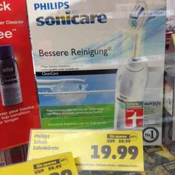 [lokal-68169] Mannheim, Philips Sonicare CleanCare