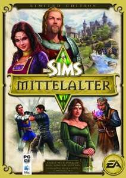 Die Sims: Mittelalter - Limited Edition (PC/Mac) für 6,03€ inkl. Versand (Idealo 12,90€)