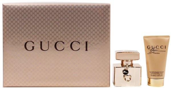 Nur heute: Gucci Premiere Geschenkset femme / woman, Eau de Parfum Vaporisateur / Spray 30 ml, Bodylotion 50 ml, 1er Pack (1 x 80 ml) für EUR 44,99
