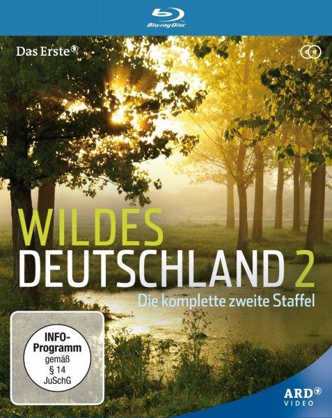 @Amazon Blu-Ray Wildes Deutschland Staffel 1 und Staffel 2 je 8,97 für Prime (ohne Prime +3€ oder Hermes Shop)