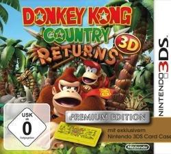[Media Markt Online] Donkey Kong Country Returns 3D (Premium Edition)   VSK-frei für 29€