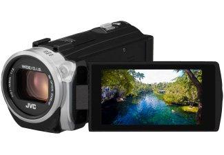 [Media Markt Online] Camcorder JVC GZ-EX 515 schwarz | VSK-frei 249€