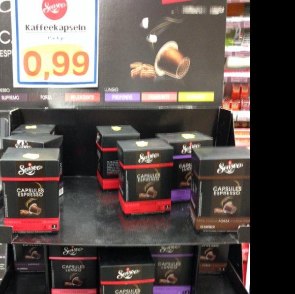Senseo nespresso Espresso kapseln bei EDEKA [lokal Saarland]