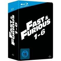 Fast & Furious 1-6 (Box) Blu-ray: € 45,85  (Versandkostenfrei) @ voelkner.de
