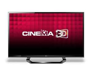 LG 55LM615S Cinema 3D LED-Backlight-Fernseher [Amazon WHD]