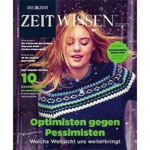 """Zeitschrift """"Zeit Wissen"""" (Die Zeit) - Pay what you want!"""