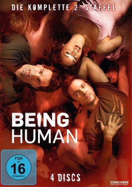 [Amazon.de] [DVD] Being Human Staffel 2
