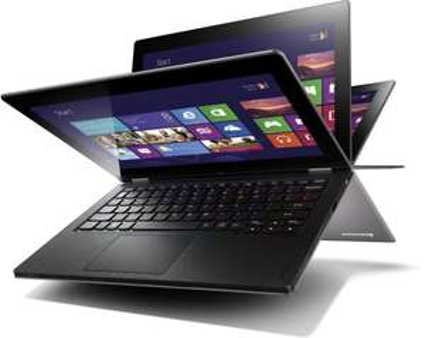 Amazon - Lenovo IdeaPad Yoga 11s, Core i5-3339Y, 8GB RAM, 256GB SSD, silber