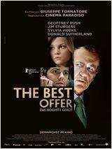 O2 Videothek heute kostenlos: The Best Offer - Das höchste Gebot
