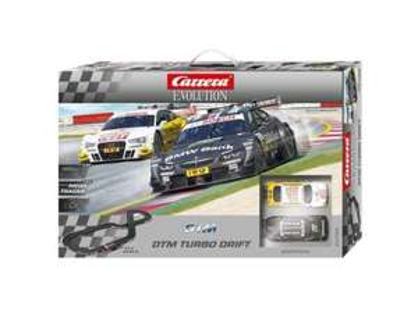 Carrera Evolution - DTM Turbo Drift für 99,99€ @ Meinpaket