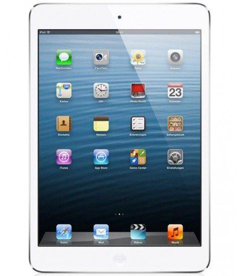 Apple iPad mini 16GB WiFi + Cellular Weiß für 245€ + 240€ für einen Datenvertrag
