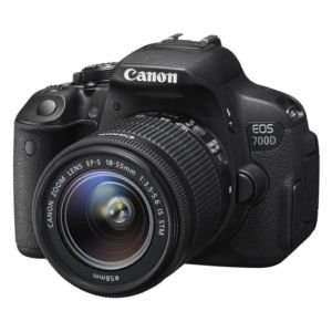 [SATURN Outlet] Canon Eos 700D Kit mit 18-55 IS STM 512,09 bei Paypalzahlung