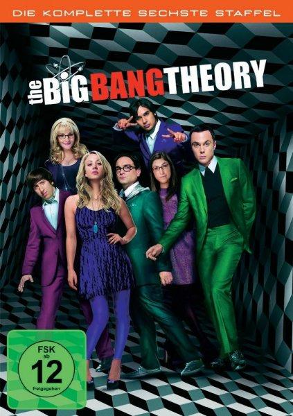 [Voelkner] Big Bang Theory Staffel 6 DVD für 24,97€