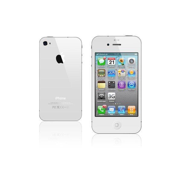 Telbay Deal des Tages: Iphone 4S 16GB Weiß zu 444€  (Idealo 483€)