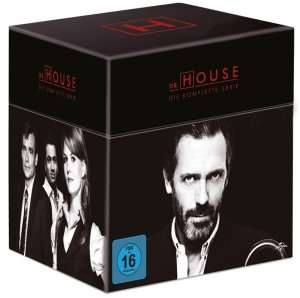 Dr. House - Die komplette Serie, Season 1-8 DVD Box