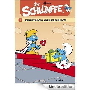 [kindle] GRATIS eBook: Die Schlümpfe 02. Schlumpfissimus, König der Schlümpfe