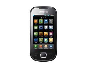 Samsung Galaxy 3 i5800 Android 2.1 Smartphone für 106,52€ @ Amazon (WHD)